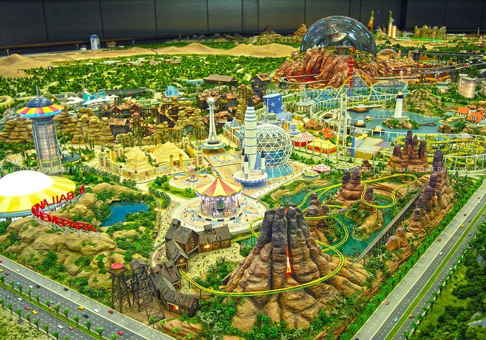 Парк развлечений dubai parks and resorts дубай жилье во вьетнаме цены