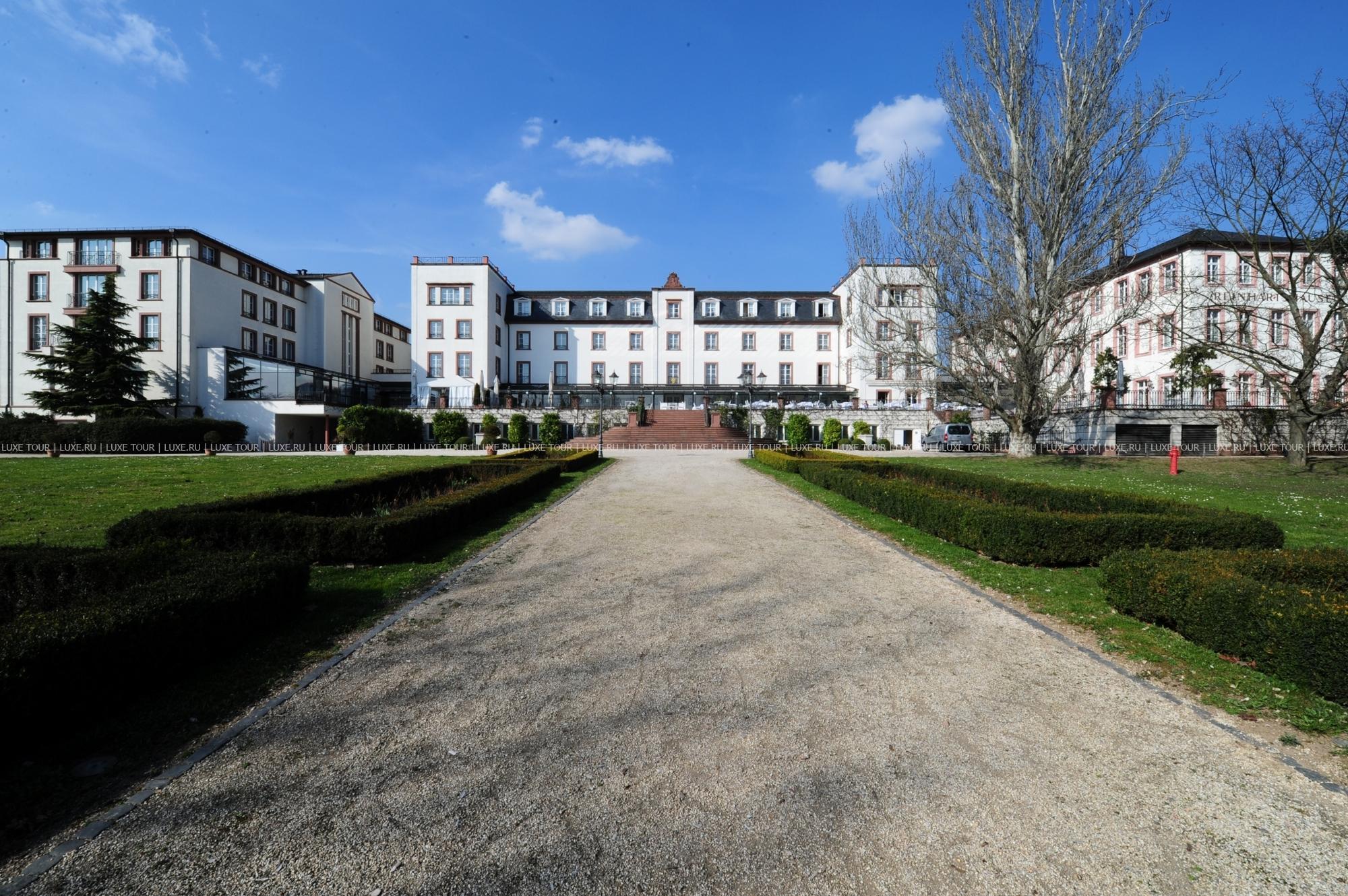 Schloss Reinhartshausen Kempinski, Эльтвилле-на-Рейне