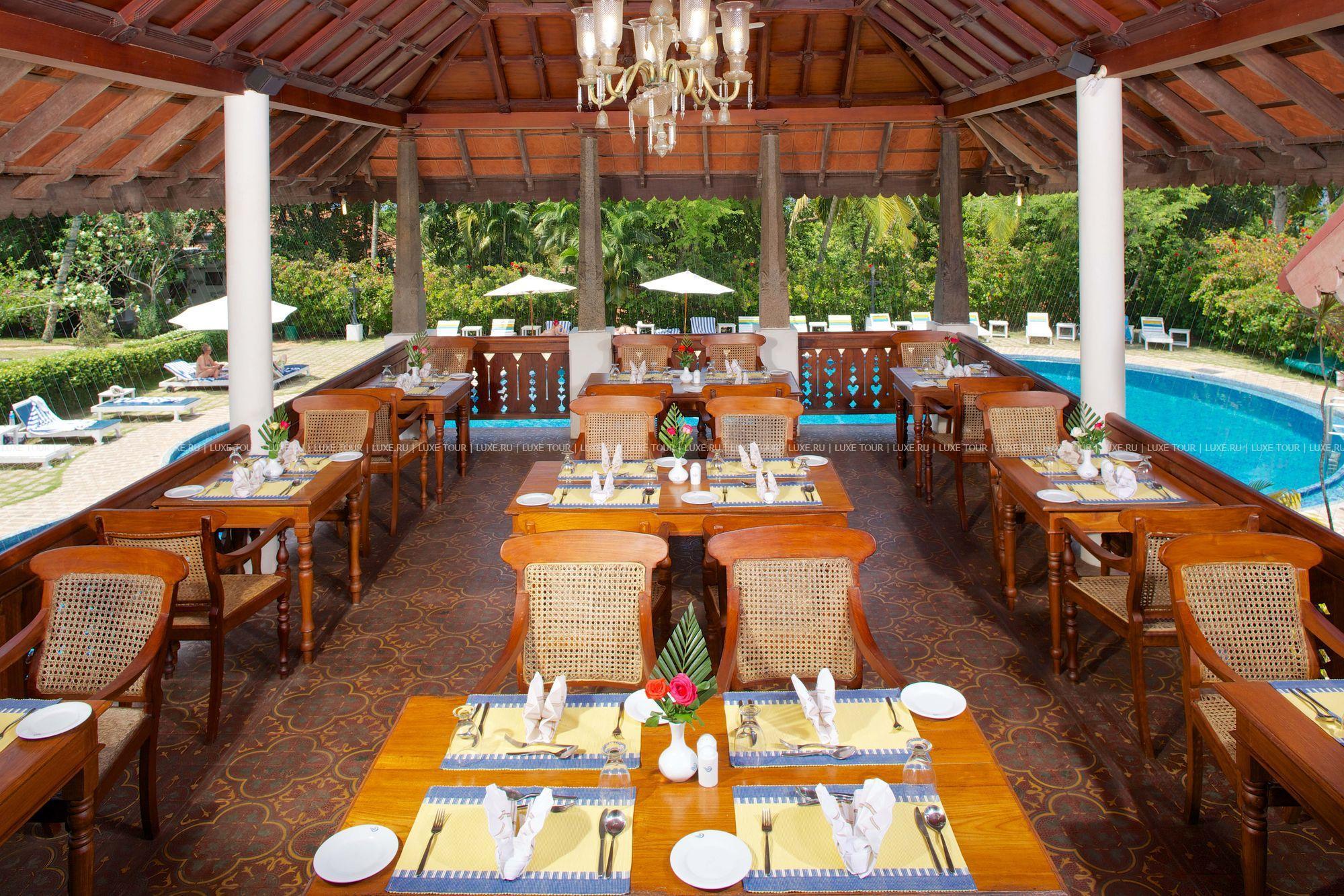 Картинки по запросу travancore heritage 4* керала ресторан в отеле travancore heritage 4*