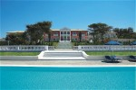 Pool & Main House