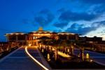 Resort Exterior Night View