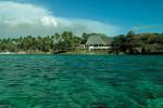 Yanuca Island from water