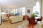 Three Bedroom Corner Palace Suite