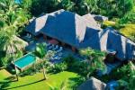 Three Bedroom Beachfront Villa Estate
